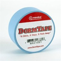 Dorm Tape must have dorm accessory for hanging wall posters photos magazine cut outs or any dorm room decor stuff