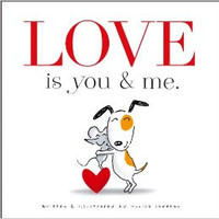 LOVE IS YOU & ME (WITH COVER)
