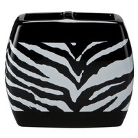 Creative Bath Products Zebra Toothbrush Holder
