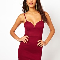 Oh My Love Mini Dress with Cami Straps