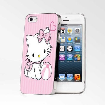 Kitty With Ball iPhone 4s iphone 5 iphone 5s iphone 6 case, Samsung s3 samsung s4 samsung s5 note 3 note 4 case, iPod 4 5 Case