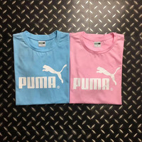 Puma: you love a Puma T-shirt with 2 colors