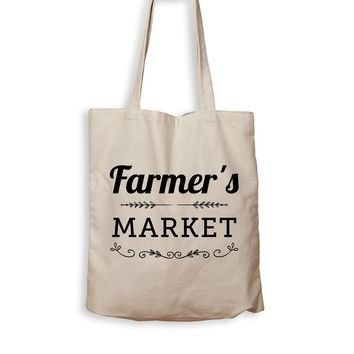 Farmer's Market - Tote Bag