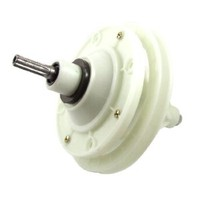 Stainless Steel Shaft 10 Teeth NBR Washing Machine Gear Reducer