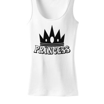 Princess Womens Tank Top