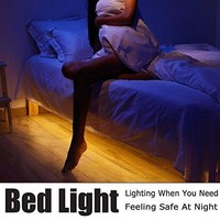 Flexible LED Strip Motion Activated Bed Light