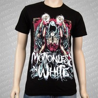 Wizard Black : FEAR : Motionless In White