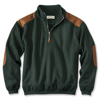 The Quarter-Zip Estate Sweater