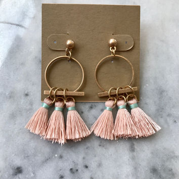 Party Over There Chandelier Earring