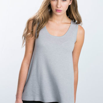 KINROSS CASHMERE RELAXED TANK
