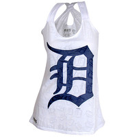 Detroit Tigers Women's Sublime Racerback Tank by Concept Sports - MLB.com Shop