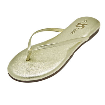 Roee Sandals in Gold