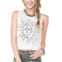 Brandy Melville USA - Agathe Sun and Moon Tank