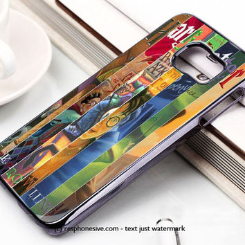Harry Potter 422 Quidditch World Cup Samsung Galaxy S6 and S6 Edge Case