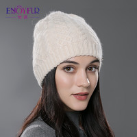 Brand 2016 Women Autumn Winter Hats  Elastic Knitted Wool Cotton Gorro Solid Multicolors Beanies Cap High-end Cute Casual Hats