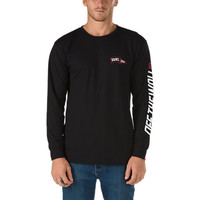 Insignia Long Sleeve T-Shirt | Shop at Vans