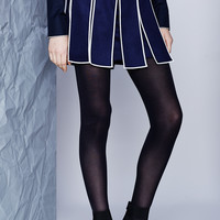 Kenzo Wool Cashmere Blend Pleated Skirt - WOMEN - JUST IN - Kenzo - OPENING CEREMONY