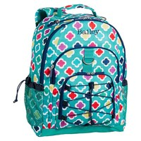 Gear-Up Preppy Geo Backpack