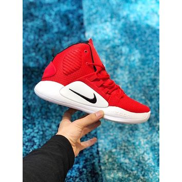 Nike Hyperdunk X Ep Red/white Basketball Shoes | Best Deal Online