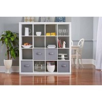 Better Homes and Gardens 16-Cube Organizer, Multiple Colors - Walmart.com