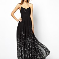 Religion Olsen Dress With Star Print Exclusive To Asos