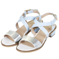 HEARTBEAT Two Part Sandals - Topshop