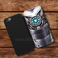 Iron Man Wallet iPhone cases Custom Armor Samsung Wallet Leather Phone Cases