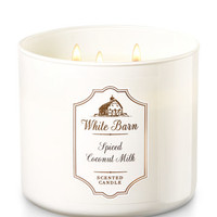 SPICED COCONUT MILK3-Wick Candle