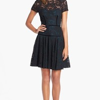 Jill Jill Stuart Lace Fit & Flare Dress | Nordstrom