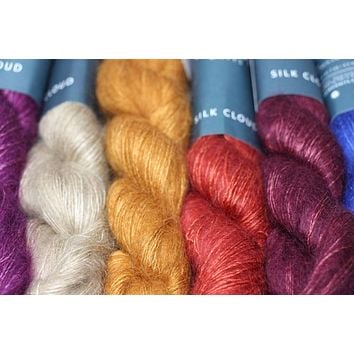 Shibui Yarn - Silk Cloud