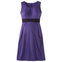 Merona® Maternity Sleeveless Ponte Dress - Assorted Colors