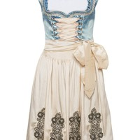 Krüger Dirndl Dirndl - blue - Zalando.co.uk