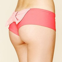 Free People Bow Back Bottoms