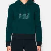 Women's UA Threadborne™ Fleece Graphic Hoodie | Under Armour US