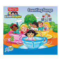 Counting Songs CD
