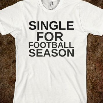 SINGLE FOR FOOTBALL SEASON