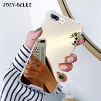 Mirror Reflective iPhone Case - iPhone X / 8 Plus / 8 / 7 Plus / 7 / 6 Plus / 6