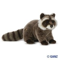 Webkinz Signature Woodland Raccoon