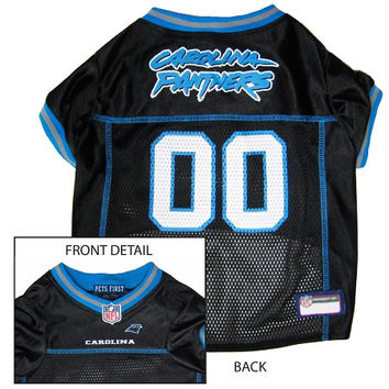 Carolina Panthers Jersey XL