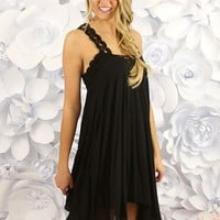Breeze By Dress in Black