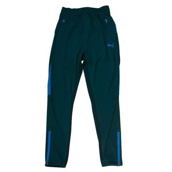 puma colorblock athletic pants boys 8 20 size  number 1