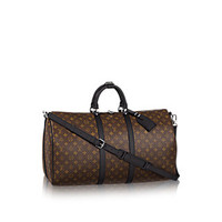 Products by Louis Vuitton: Keepall Bandoulière