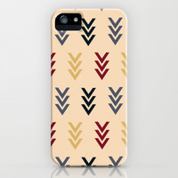 Tribal Love iPhone & iPod Case by Pink Berry Pattern