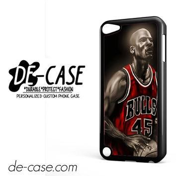 Michael Jordan Poster DEAL-7162 Apple Phonecase Cover For Ipod Touch 5