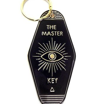 The Master Key Keychain