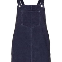PETITE MOTO Cord Pinafore Dress - New In