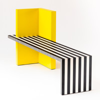 Neo Laminati Bench No. 84 on SUITE NY