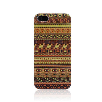 Vintage Ethnic Style Handmade iPhone creative cases for 5S 6 6S Plus