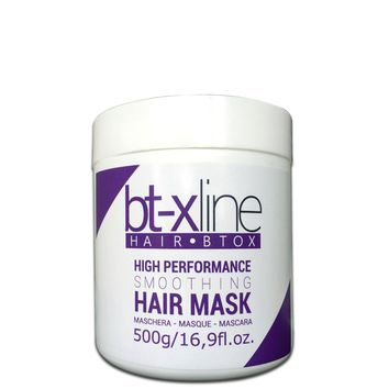 BTOX FOR HAIR BTX LINE KB RECONSTRUCTION HAIR MASK TREATMENT 500g/17,6fl.oz.