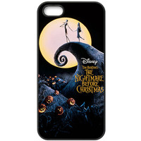Nightmare Before Christmas Rubber Bumper Case iPhone 5/5s